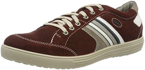 Jomos Herren Ariva Sneakers, Mehrfarbig (Medoc/Platin/Weiß), 40 EU
