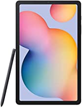 SAMSUNG Galaxy Tab S6 Lite 10.4-inch Android Tablet 128GB Wi-Fi S Pen, Gray