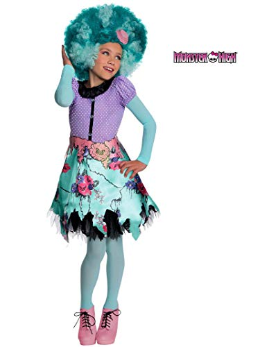 Rubies Monster High Frights Camera Action Honey Swamp Costume, Child Small
