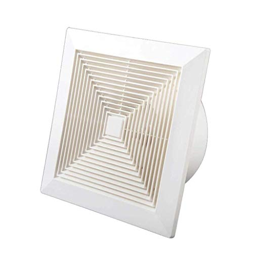 10-Zoll-Ventilator, Integrierte Decken Ventilator Küche/WC 300X300 Deckenabzugshaube ZHAOSHUNLI 1111