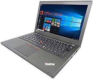 大容量 SSD512GB【Microsoft Office 2016搭載】【Win 10搭載】Lenovo ThinkPad X250 第5世代Core i55300U 大容量メモリ8GB・SSD512GB搭載bluetooth/12.1型ワイ...
