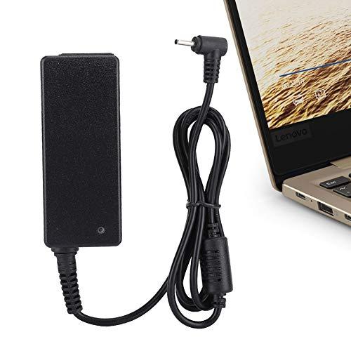 AYNEFY - Adaptador de alimentación para ordenador portátil, color negro, fuente de alimentación de alta potencia, adaptador de alimentación para Samsung XE500T1C / Chromebook