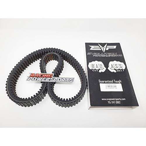 Evolution Powersports EVO Bad Ass Drive Belt Can-am X3 Turbo 422280651 422280652