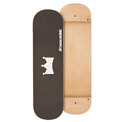 Skate - Indoorboard Skateboard Surfboard Trickboard Balanceboard Balance Board (140 mm)