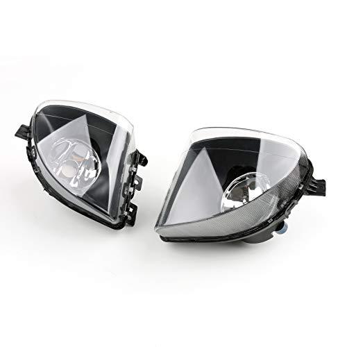 Areyourshop Nebelscheinwerfer-Lampe vorne rechts und links für 2010–2013 BM-W 5er-Serie F10 F18