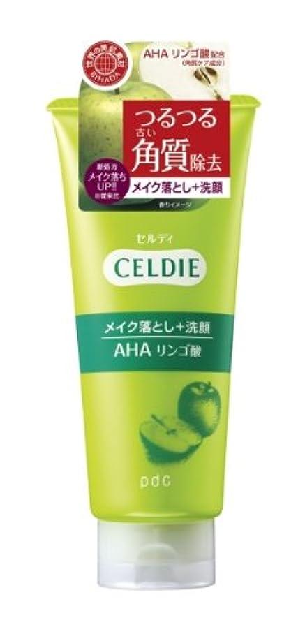 複合構成員したがってCELDIE(セルディ) メイク落とし美肌洗顔 AHA 150g