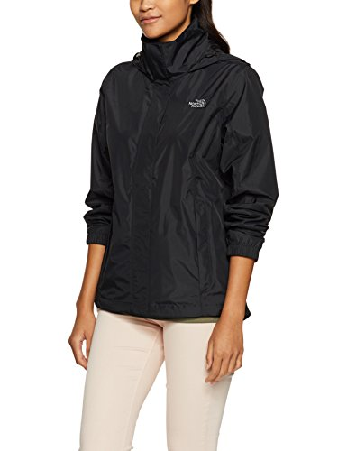 THE NORTH FACE Damen Resolve 2 Jacke, TNF Black, M