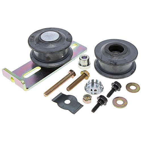 Exmark 126-7890 Pulleys and Idler Kit Commercial Walk Behind 126-0316 131-4506