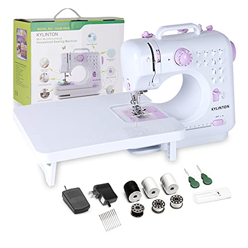 Kylinton Sewing Machine for Beginners Mini Sewing Machine for Kids, Electric...