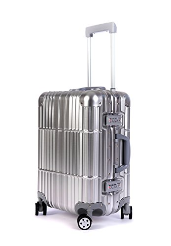 Cloud 9 - All Aluminum Luxury Hard Case 20' Carry-On