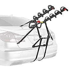 Allen Deluxe 4-Bike Trunk Mount Rack Reviews