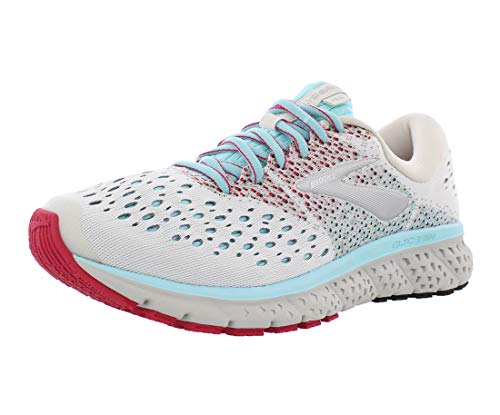 Brooks Glycerin 16 White/Blue/Pink 8