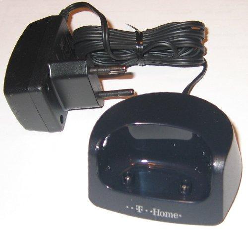 T-Com Ladeschale / Charger inkl. Netzteil für Mobilteil Sinus 301 und 501