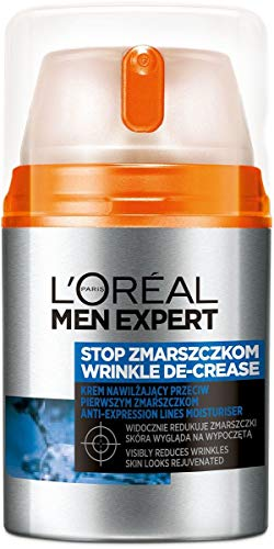 Loreal-Care Men Expert Stop Anti-Wrinkle Cream 50Ml 50 ml