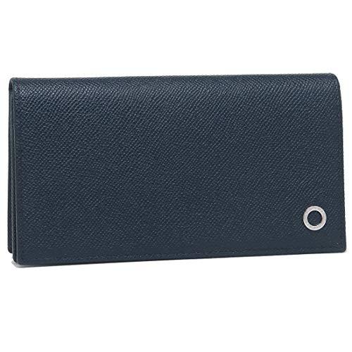 [ブルガリ]長財布 メンズ BVLGARI 283811 DSAP ネイビー [並行輸入品]