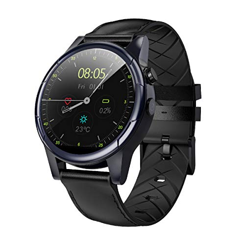 Learn More About ELYSYSRL Smartwatch IP67 Waterproof Fitness Activity Tracker Pedometers Heart Rate ...