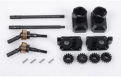 RC4WD Portal Front Axles for Axial AX-10 Axles (Scorpion, SC