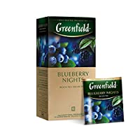 Greenfield Tea, 25 count (Blueberry Nights)