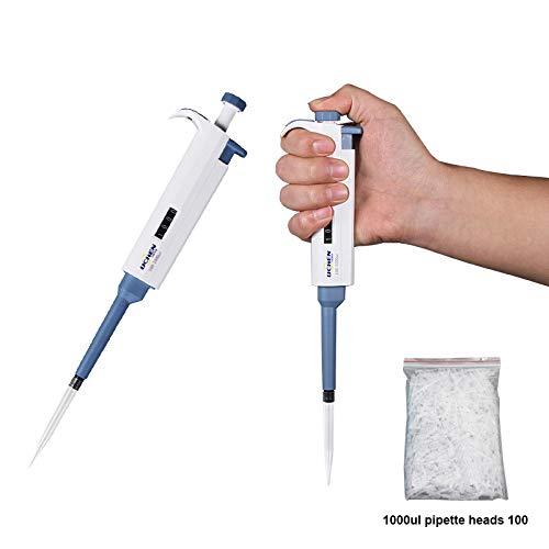 Micropipeta Kit Pipettors Pipetee el Microlitro Lineal Pipet