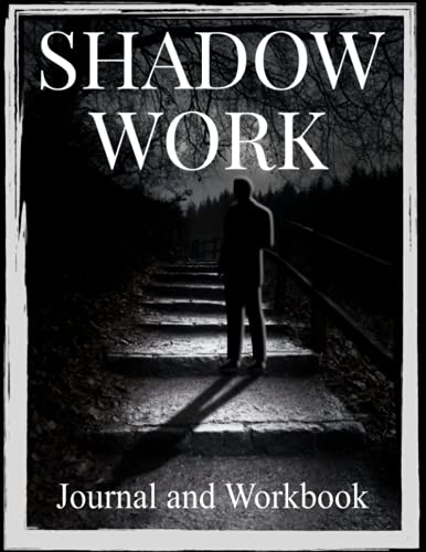 Shadow Work Journal: Guided Workbook for Beginners | Self Help Therapy Journal with Questions and Prompts | Love Your Inner Child | Healing Meditation and Personal Growth Notebook