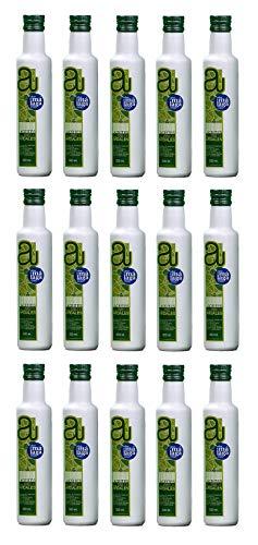 Aceite De Oliva Virgen Extra Aceites De Ardales Envase Cristal Blanco 250 Ml
