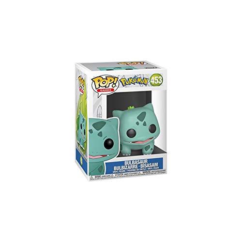 Funko Pop! 50404 Pokémon Bulbasaur Bisasam #453 – Officially Licensed