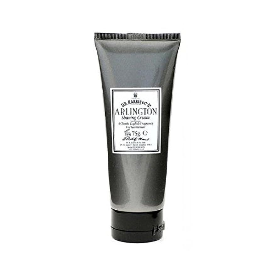 パラナ川レンズ洞察力D.R.Harris & Co Arlington Shaving Cream Tube 75g