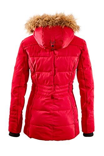 34167-000 Girls killtec Narissa Jr Girls Functional Winter Jacket with Hood 10,000 mm Water Column Waterproof