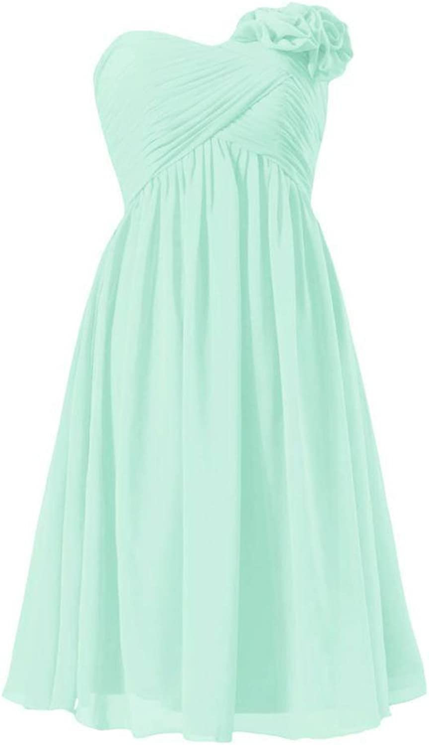 DaisyFormals reg; Beach Wedding Bridesmaid Dress Short Party Dress (BM2425)
