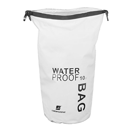 Colcolo Dry Bag Waterproof for Outdoor, Sports - Dry Bags, Pack Sacks, Duffel Bags - White