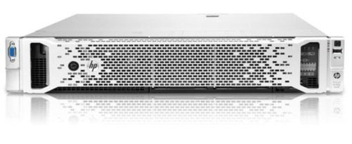 HP ProLiant DL380p G8 Gen8 2x E5-2650v2 (8-Core, 32 GB, 25x SFF 704558-001) (zertifiziert generalüberholt)