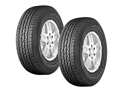 2 Llantas 225/60R17 DESTINATION LE2 99 T Radial FIRESTONE