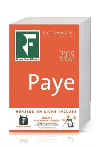 Paye 2015