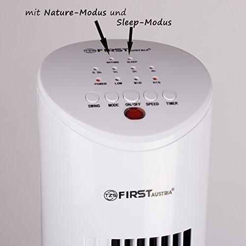 Säulenventilator mit Fernbedienung: TZS First Austria Bild 2*