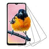 Protector de pantalla de cristal templado para Samsung Galaxy A32 5G/A12 5G, borde curvado 2.5D, antiarañazos, 9H HD, para Samsung Galaxy A32, transparente