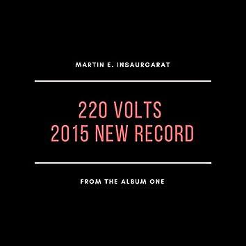 220 Volts (2015 New Record)
