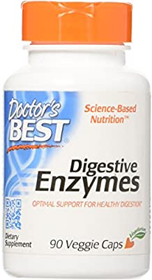 Best Digestive Enzymes All Vegetarian