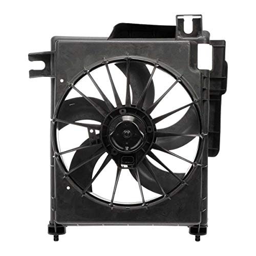 05 dodge ram 1500 condenser fan - 5