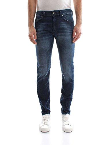 Diesel Herren Thommer Slim Jeans, Blau (Blau 1), W36/L32