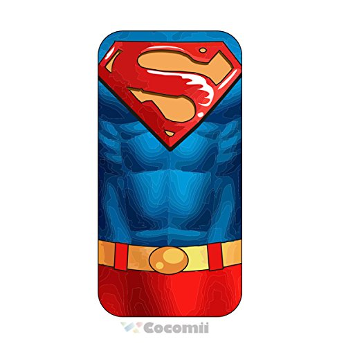 Cocomii Iron Man Armor Huawei P8 lite 2017/P9 lite 2017/Honor 8 Lite/Nova Lite/GR3 2017 Hülle, Schlank Matte Vertikaler und Horizontaler Ständer Case Bumper Cover for Huawei P8 lite 2017 (Superman)