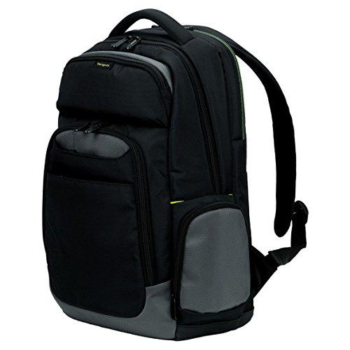 Targus TCG670EU CityGear – Laptoprucksack für 17,3-Zoll-Geräte – schwarz