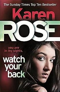 """كتاب """"Watch Your Back (The Baltimore Series Book 4)"""" تاليف كارين روز"""