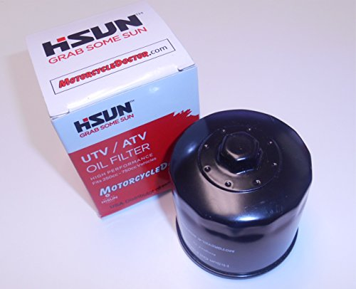 Oil Filter,Spin-On,HiSun,Massimo,Bennche,UTV,ATV,400,500,550,700,750