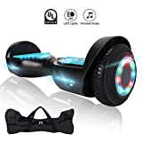 Self Balancing Hoverboard Scooter 6.5 inch Two-Wheel Self Balancing Hoverboard Black C