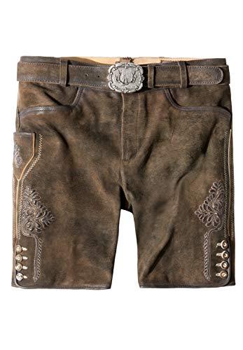 Stockerpoint Herren Corbi4 Hose, Bison gespeckt, 56