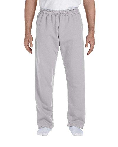 Gildan Mens 9.3 oz. DryBlend 50/50 Sweatpants G123 -ROYAL M