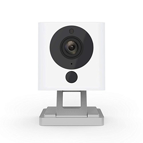 Wyze Cam 1080p HD Indoor Smart Home Camera with Night Vision, 2-Way Audio, Works with Alexa