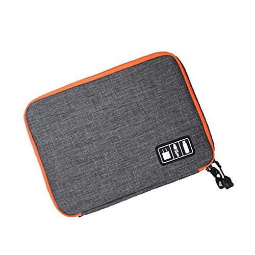 Yunnan Jelly Comb Bolsa de almacenamiento electrónica impermeable cable de viaje teléfono móvil iPad bolsa de almacenamiento cargador portátil bolsa organizador
