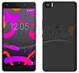 Tumundosmartphone Funda Gel TPU para BQ AQUARIS M 2017/ M5.5 Color 100% Transparente