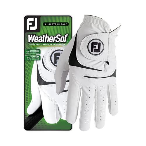 Footjoy Footjoy 66245 Golfhandschuh, Herren, Weiß Bild